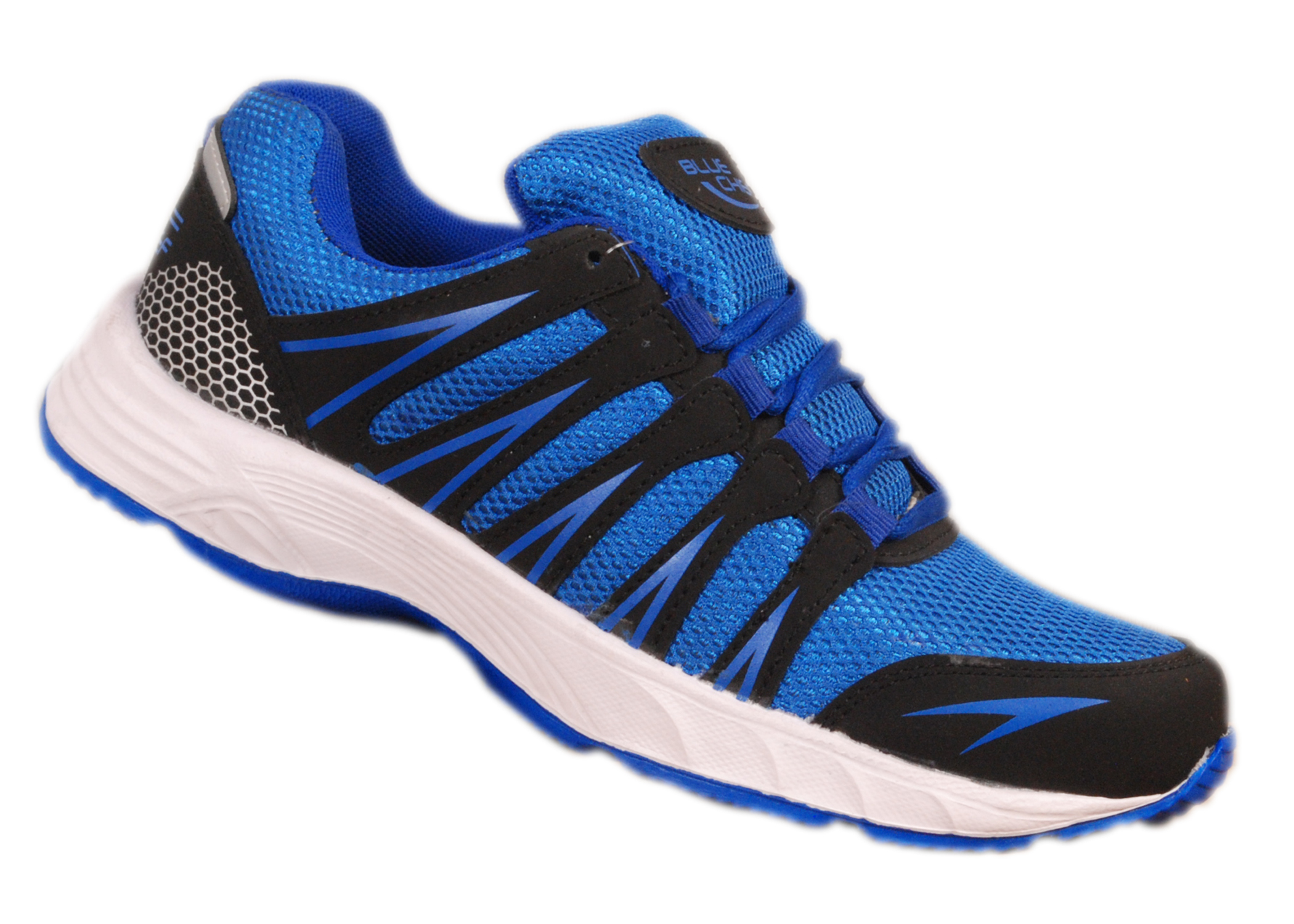 creativefashion8 Blue Chief Men's Running Shoes Mark Royal Blue