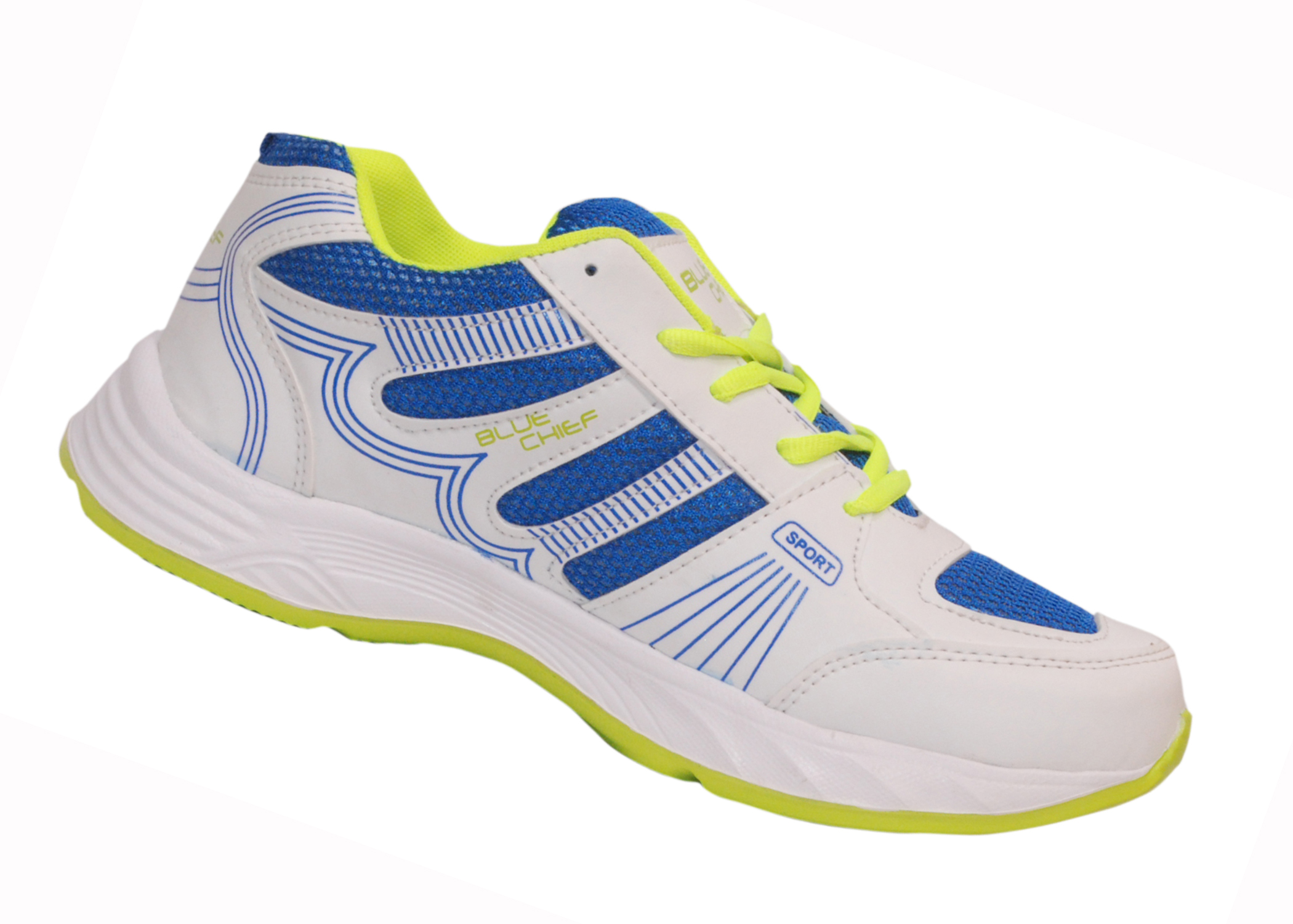 creativefashion8 The Blue Chief Running Shoes Bc1-multi