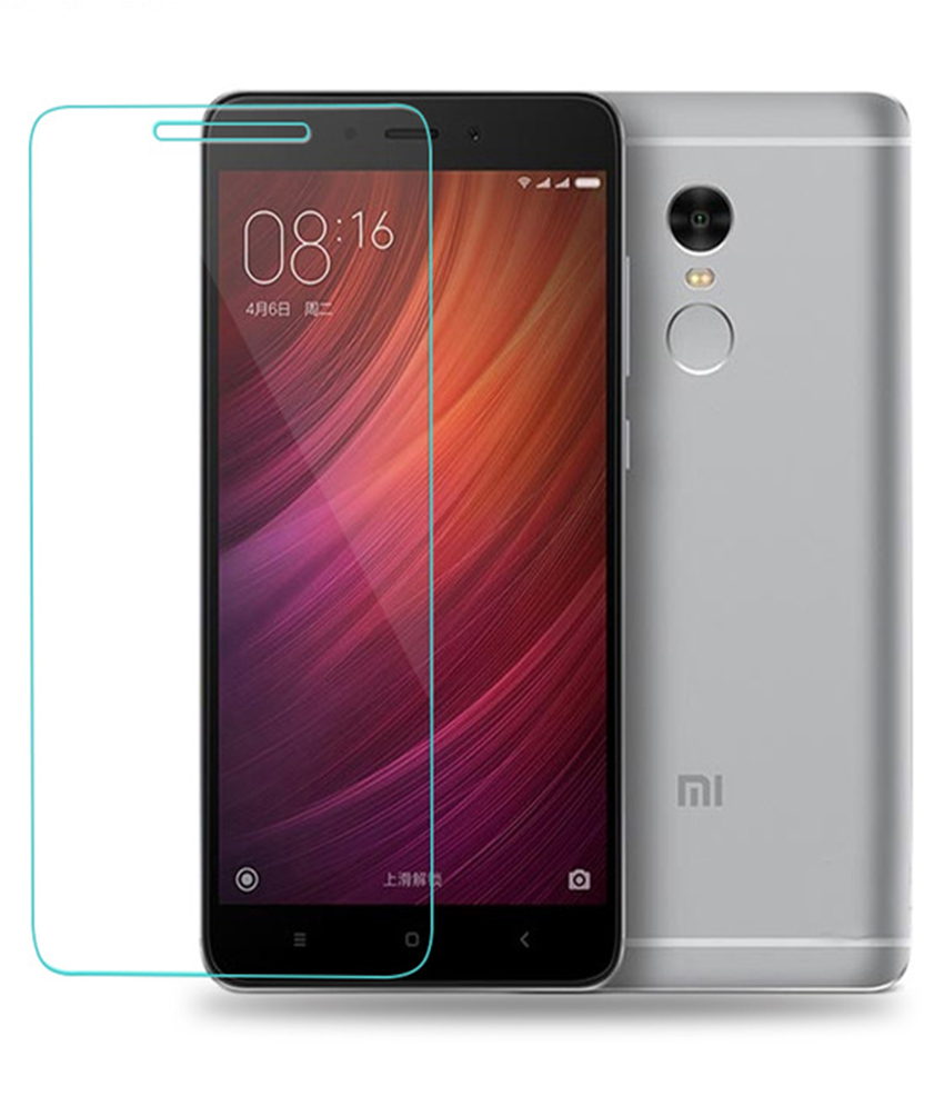 Xiaomi Redmi Note 4 Tempered Glass Screen Guard By Evania