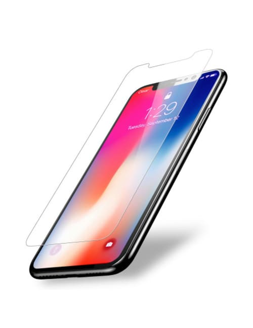 shopdekha Iphone X - Screen Protector Tempered Glass For Apple Iphone X
