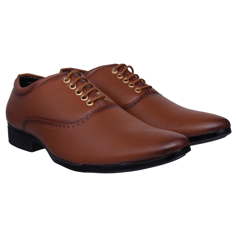 zixerstore Zixer Lace Up Formal Shoes For Men