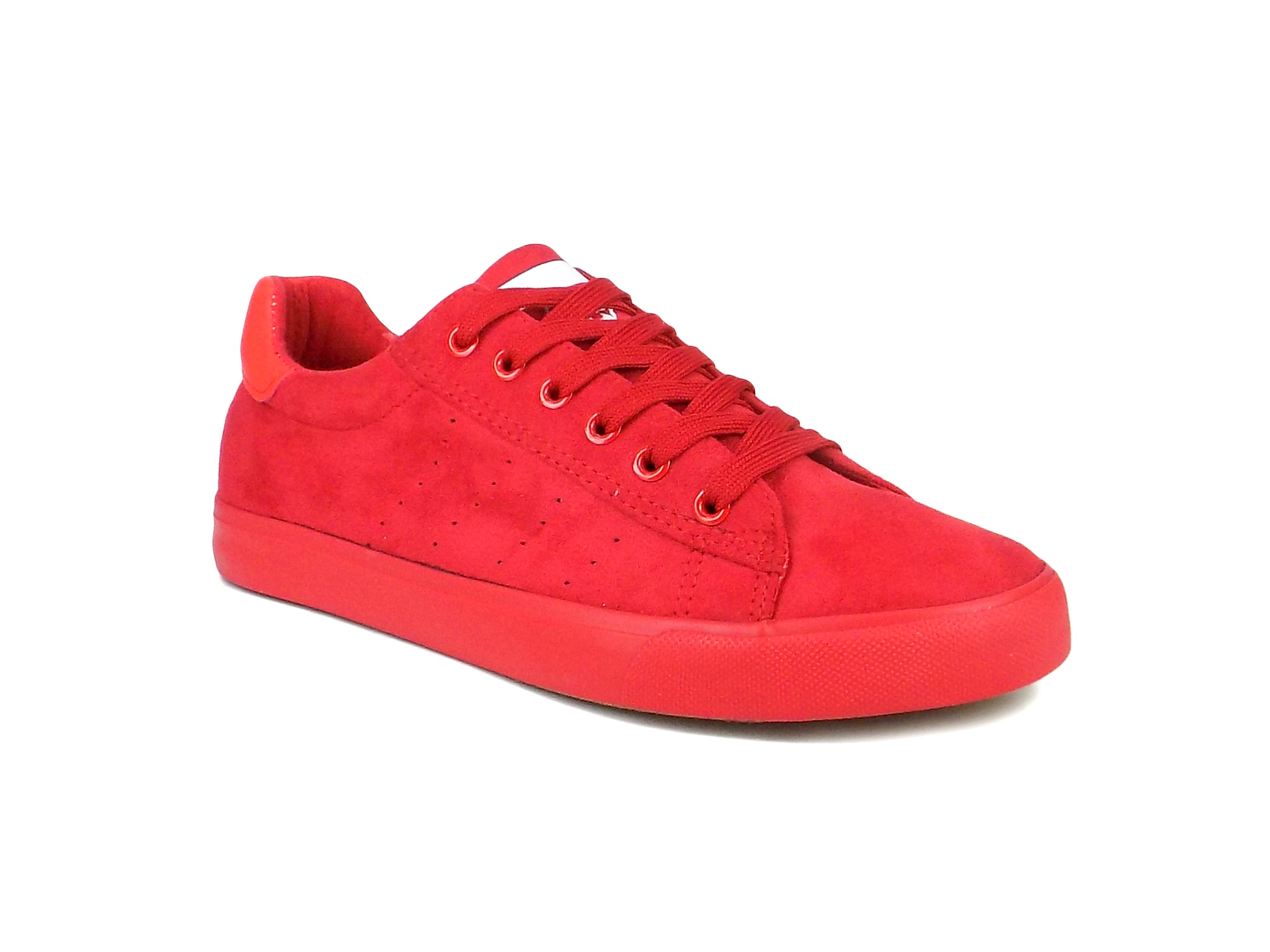 vantagesales Ripley Magnet Series Red Leatherette Casual Shoes 12
