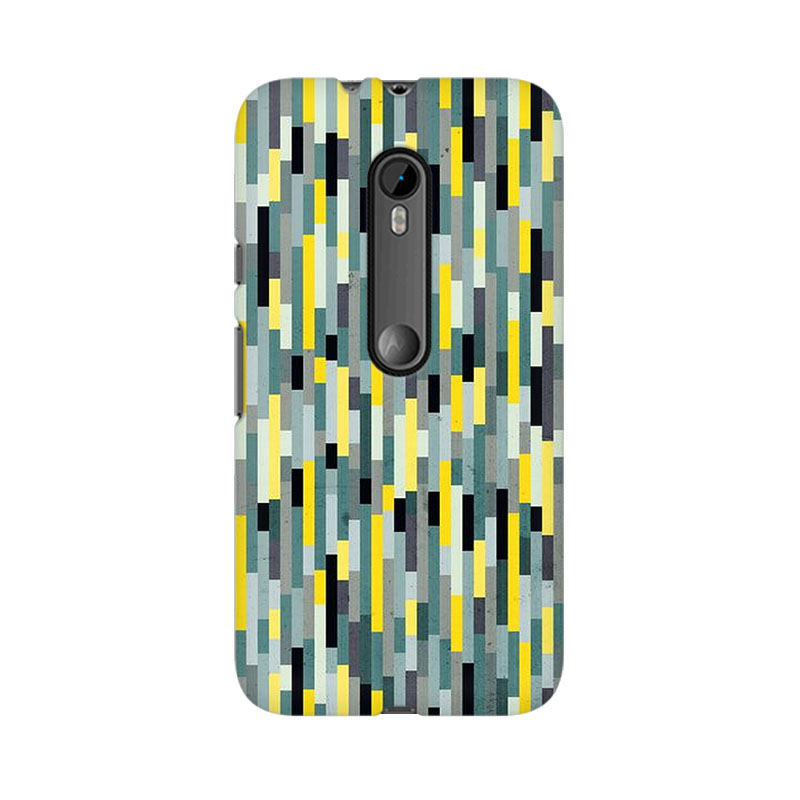 tribalowl Moto X Play Bullets Tribal Owl Printed Mobile Case