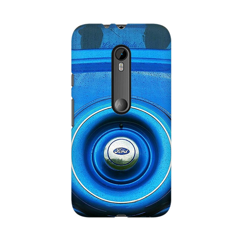 tribalowl Moto X Play Ford Tribal Owl Printed Mobile Case