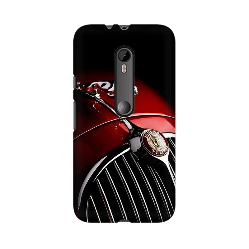 tribalowl Moto X Play Jaguar Tribal Owl Printed Mobile Case