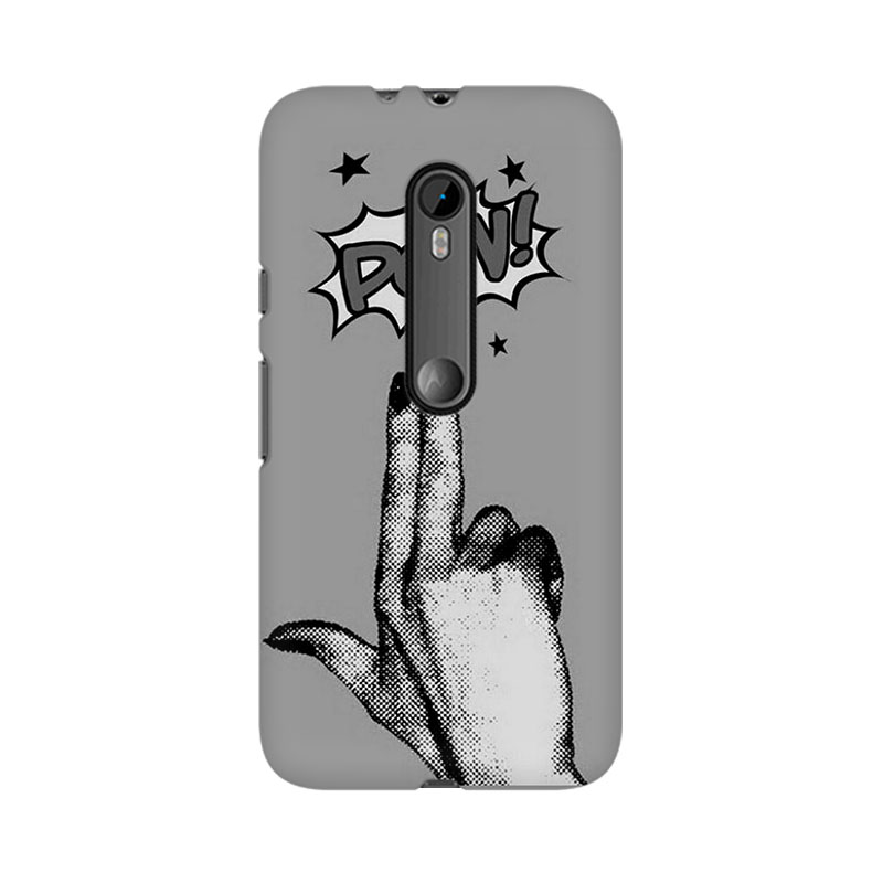 tribalowl Moto X Play Pow Tribal Owl Printed Mobile Case
