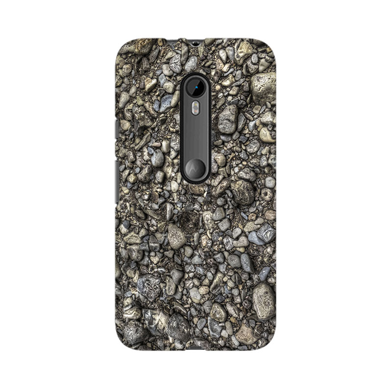 tribalowl Moto X Play Stones Tribal Owl Printed Mobile Case