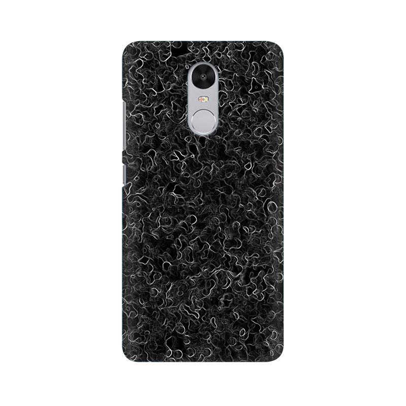 tribalowl Xiaomi Redmi Note 4 Infiloops Tribal Owl Printed Mobile Case