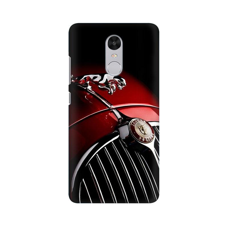 tribalowl Xiaomi Redmi Note 4 Jaguar Tribal Owl Printed Mobile Case