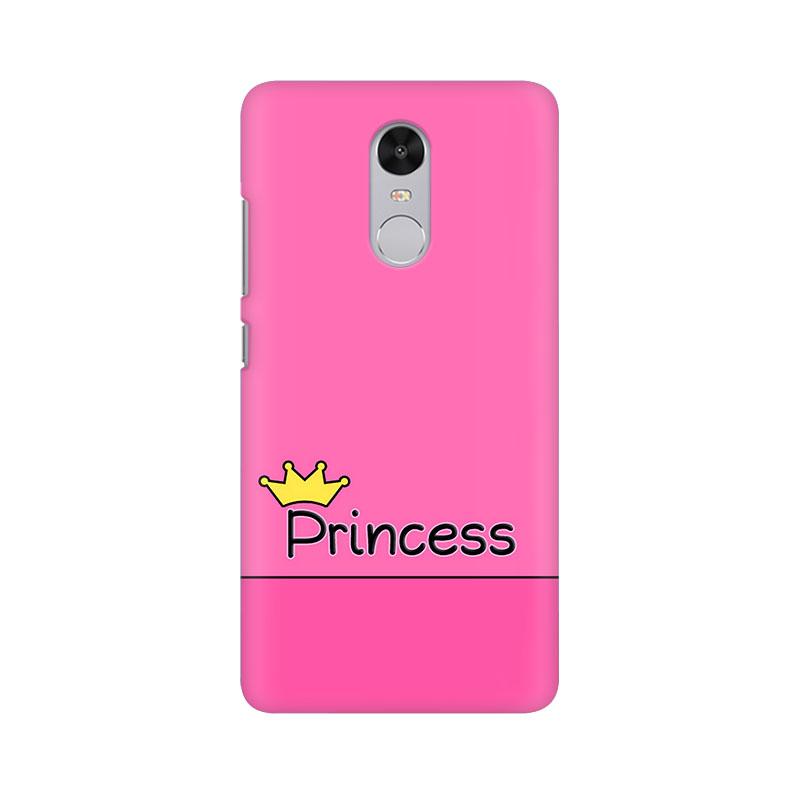 tribalowl Xiaomi Redmi Note 4 Princess Tribal Owl Printed Mobile Case