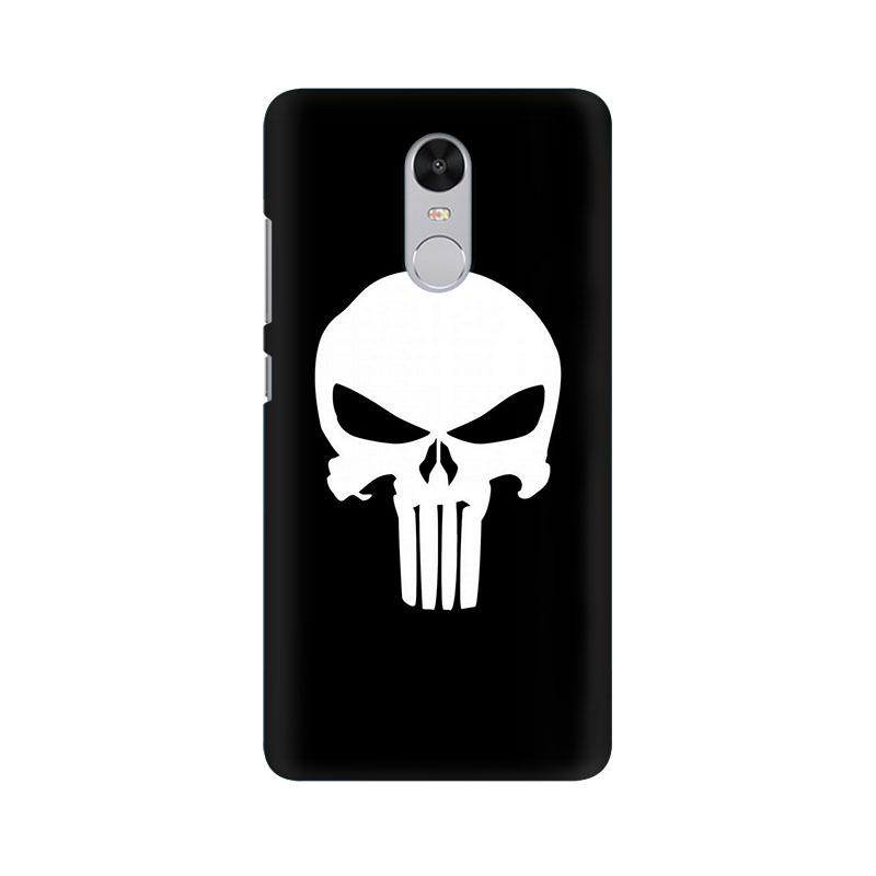 tribalowl Xiaomi Redmi Note 4 Skull Tribal Owl Printed Mobile Case