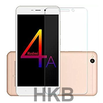 hkecom Redmi 4a Nano Technology Tempered Glass