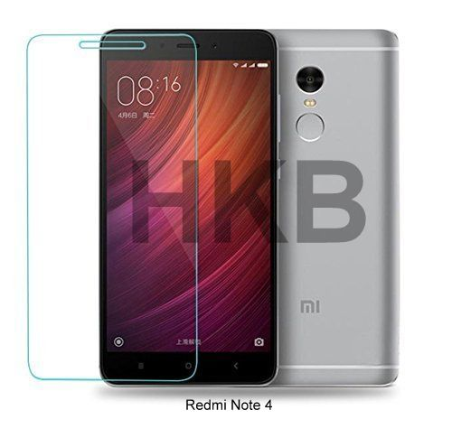 hkecom Redmi Note 4 Nano Technology  Tempered Glass