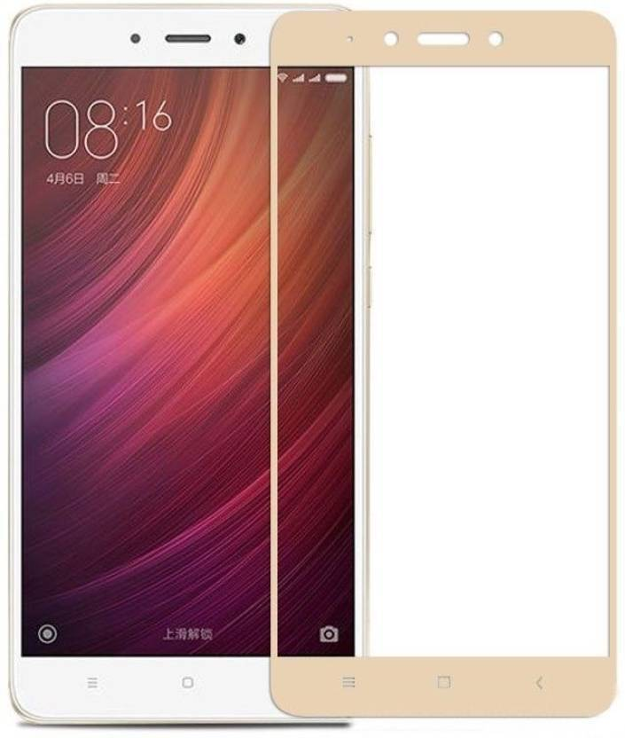 Dirar Tempered Glass Guard For Mi Redmi 4a