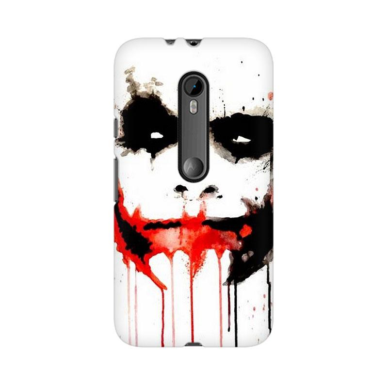 makwanaweb Moto X Play Joker Mobile Back Case Cover