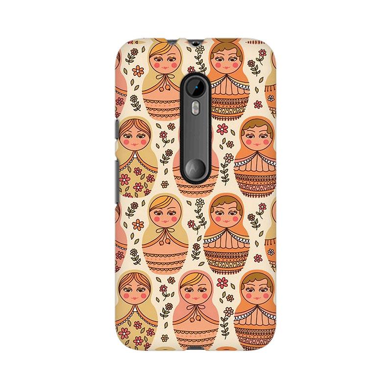 makwanaweb Moto X Play Lovely Dolls Mobile Back Case Cover